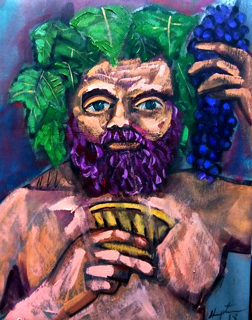 Baco - God of Wine